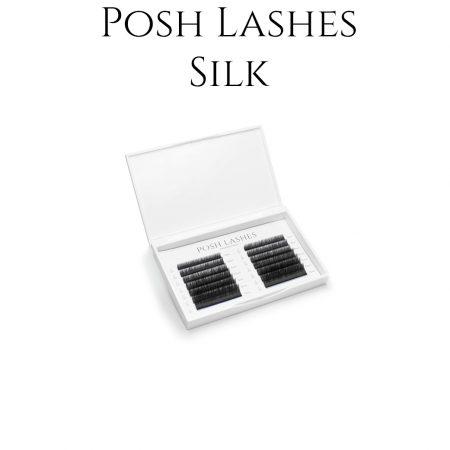 Posh Lashes Silk